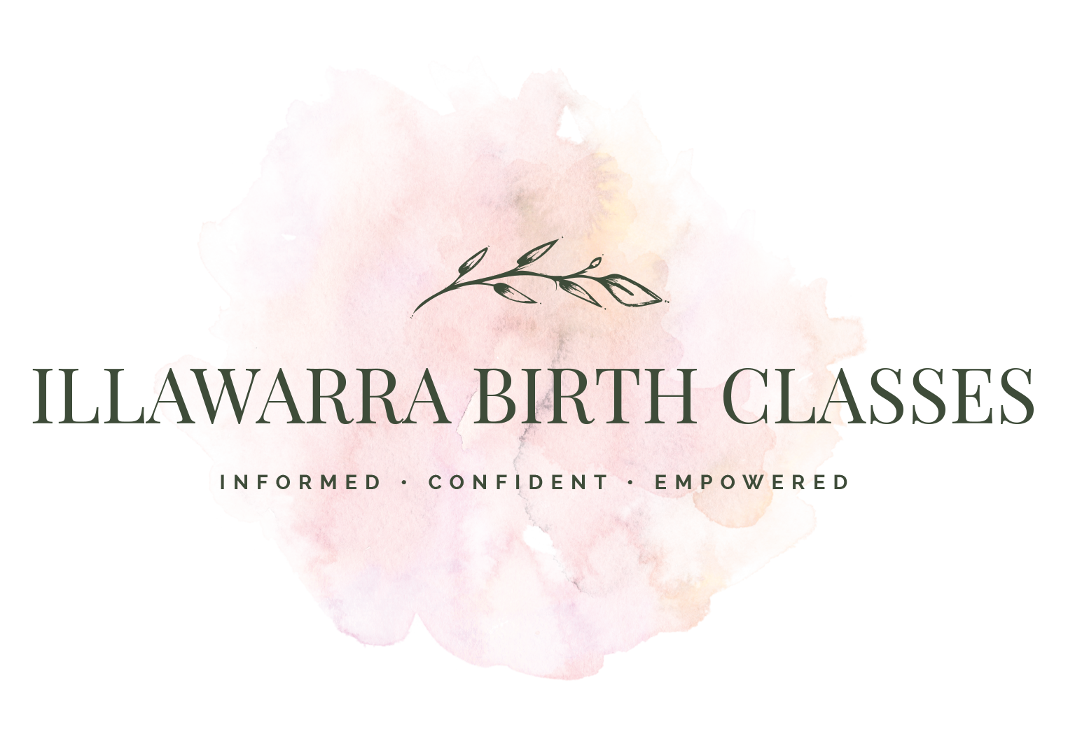 Childbirth classes also available - Click here for more information