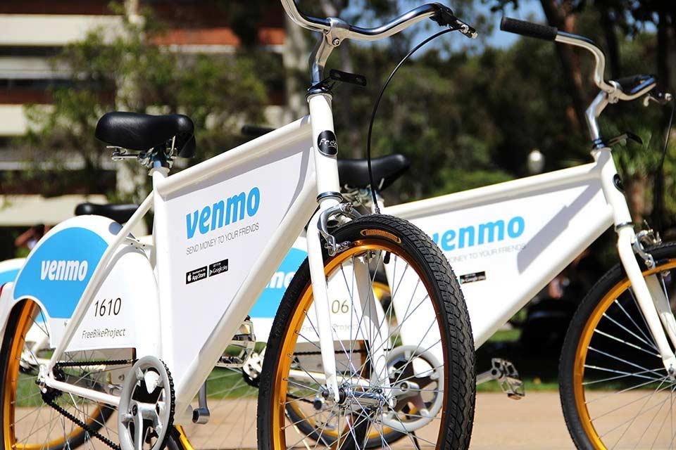 FreeBike Project UCLA 2015 Venmo