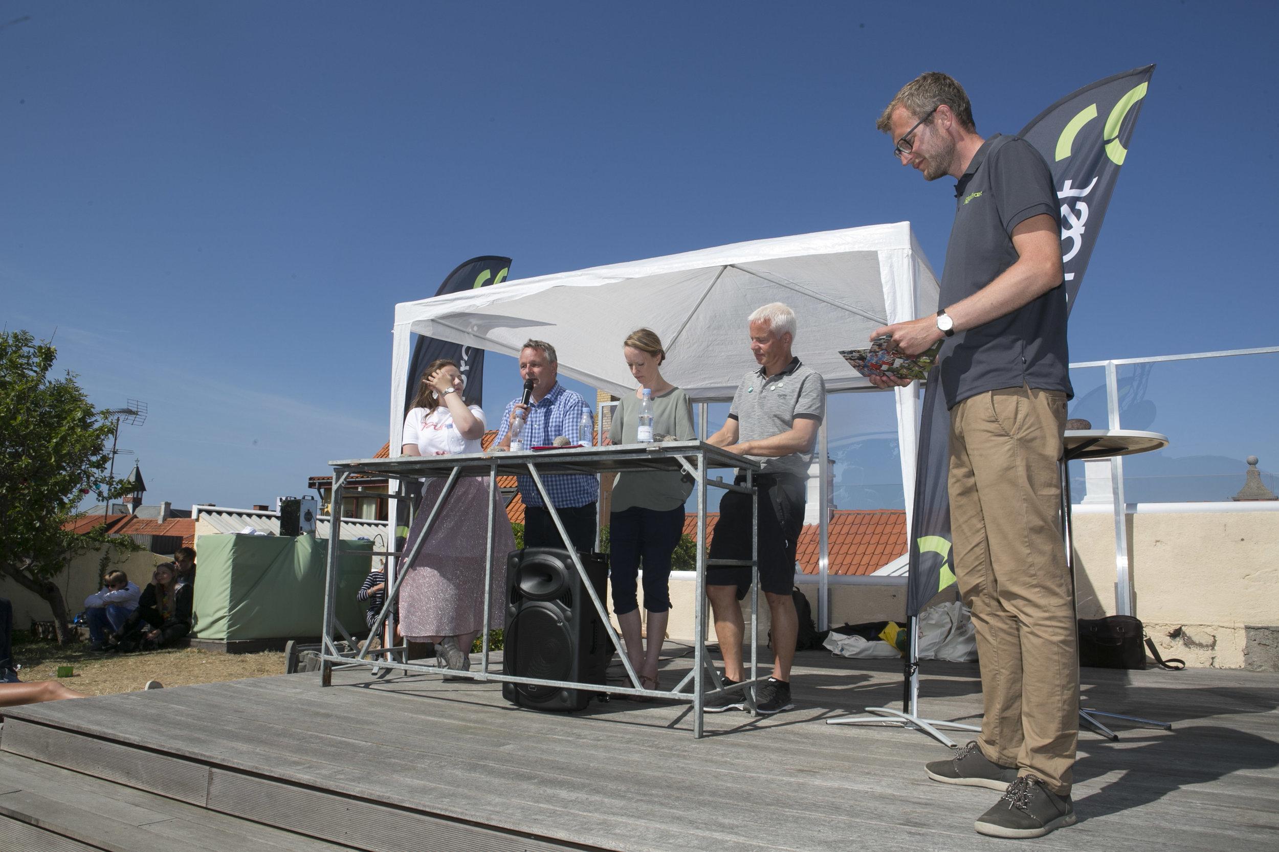 På Folkemødet 2018 arrangerede Dansk Skoleidræt for første gang en paneldebat. Repræsentanter fra eleverne, skolelederne, lærerne og det politiske liv debatterede, hvordan der skabes kvalitet i skolernes arbejde med bevægelse.