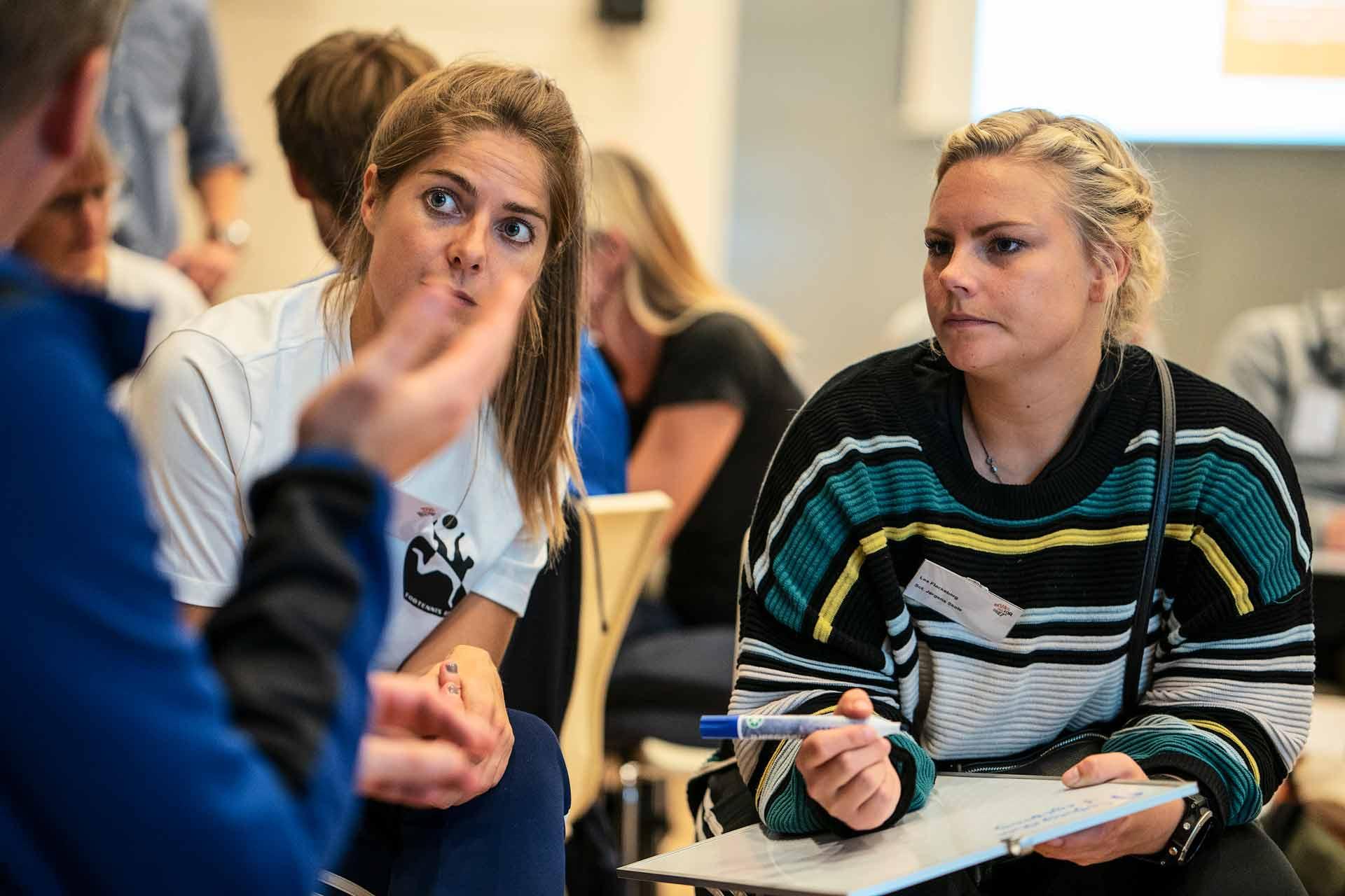 Idrætslærernes Forum 2018 havde mere end 400 engagerede deltagere, der fik en masse ny inspiration med hjem til arbejdet på skolerne.