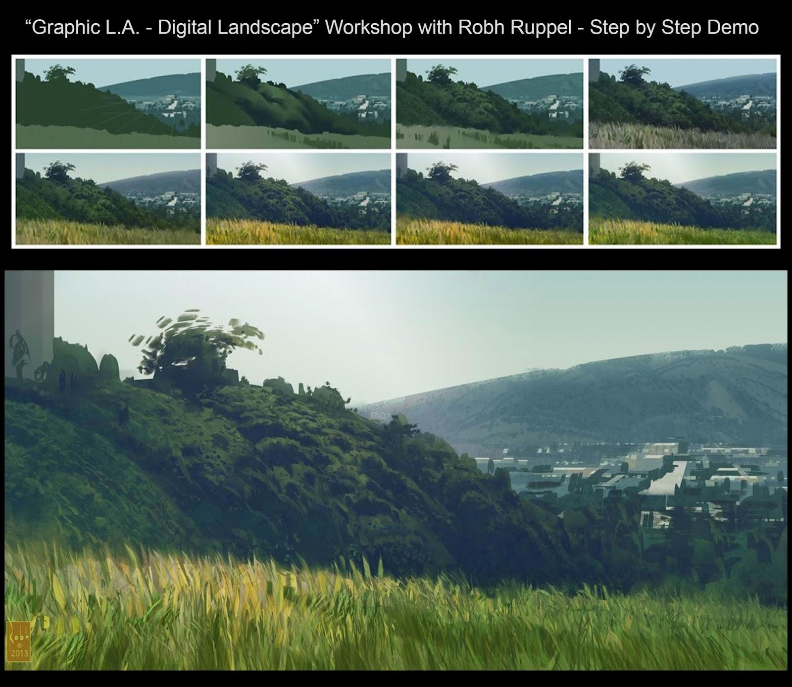 Robh Roppel. Graphic LA.