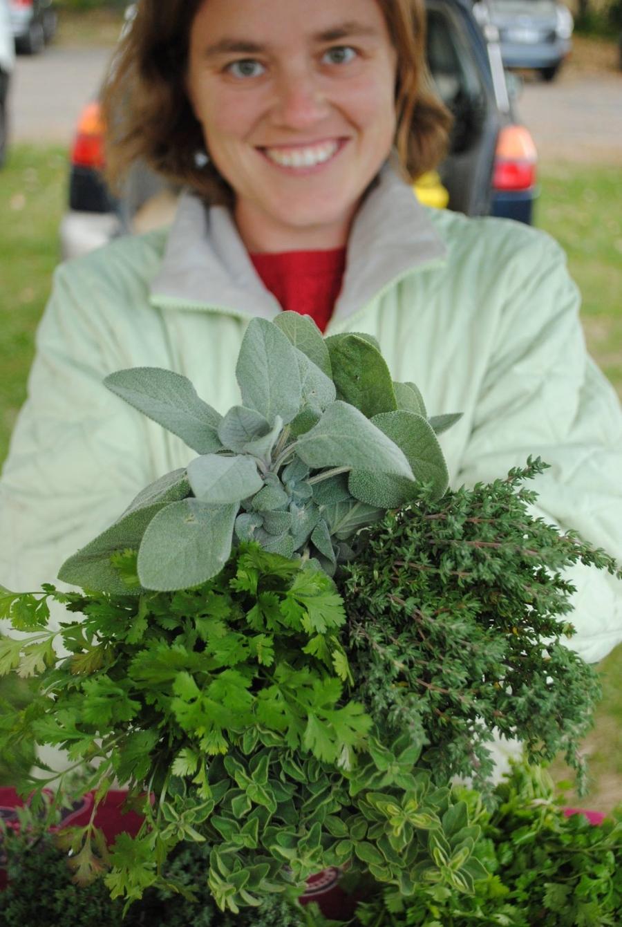 MArie and herbs.jpg