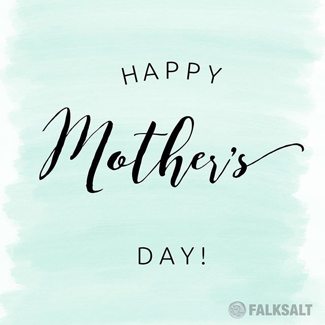 Happy Mother's Day to all the amazing Mama's out there! Have a great day!