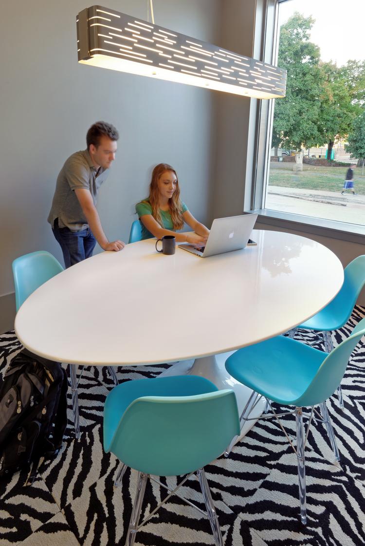 Park East student housing amenities