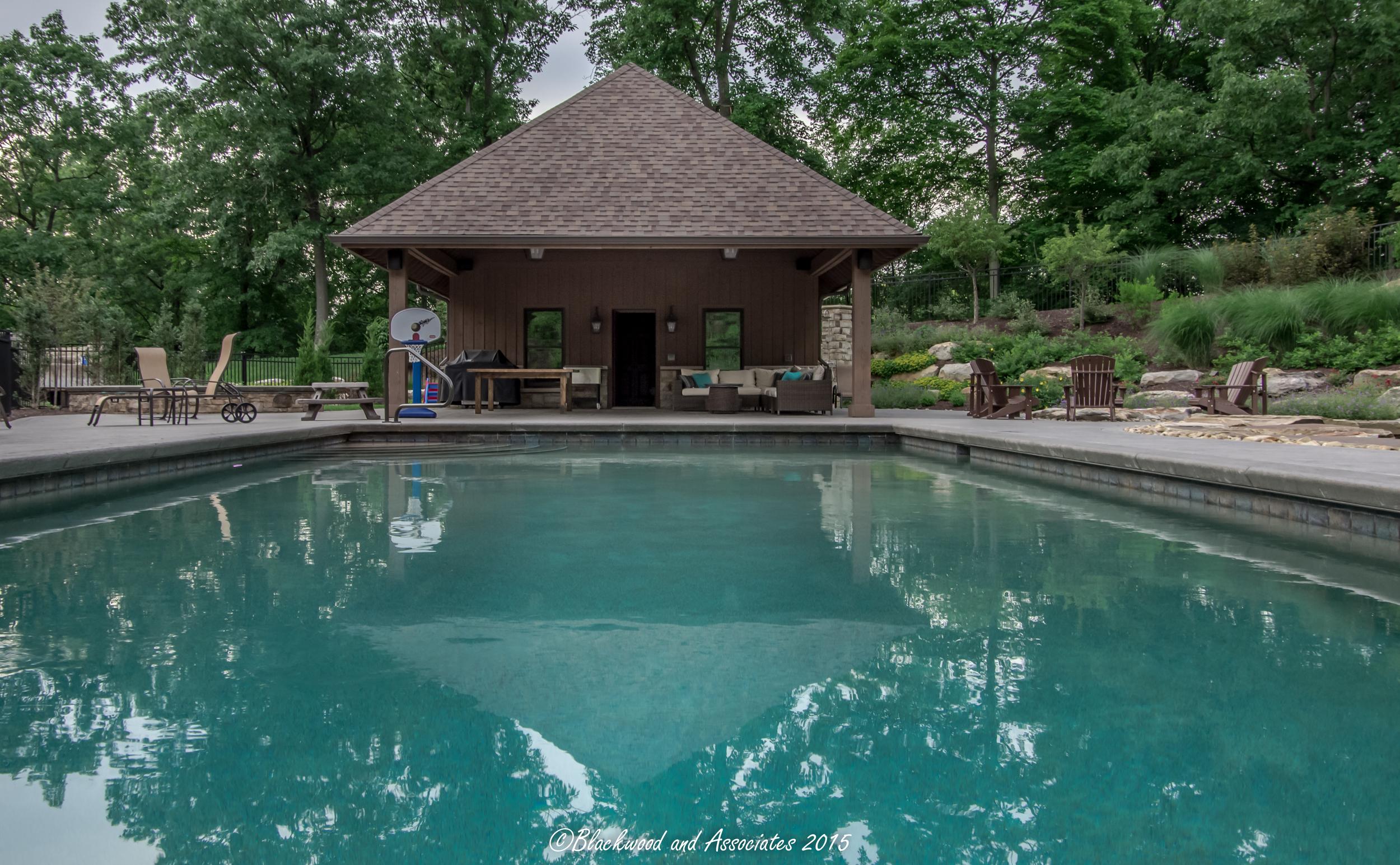 swimming pool gunite in sewickley, pa