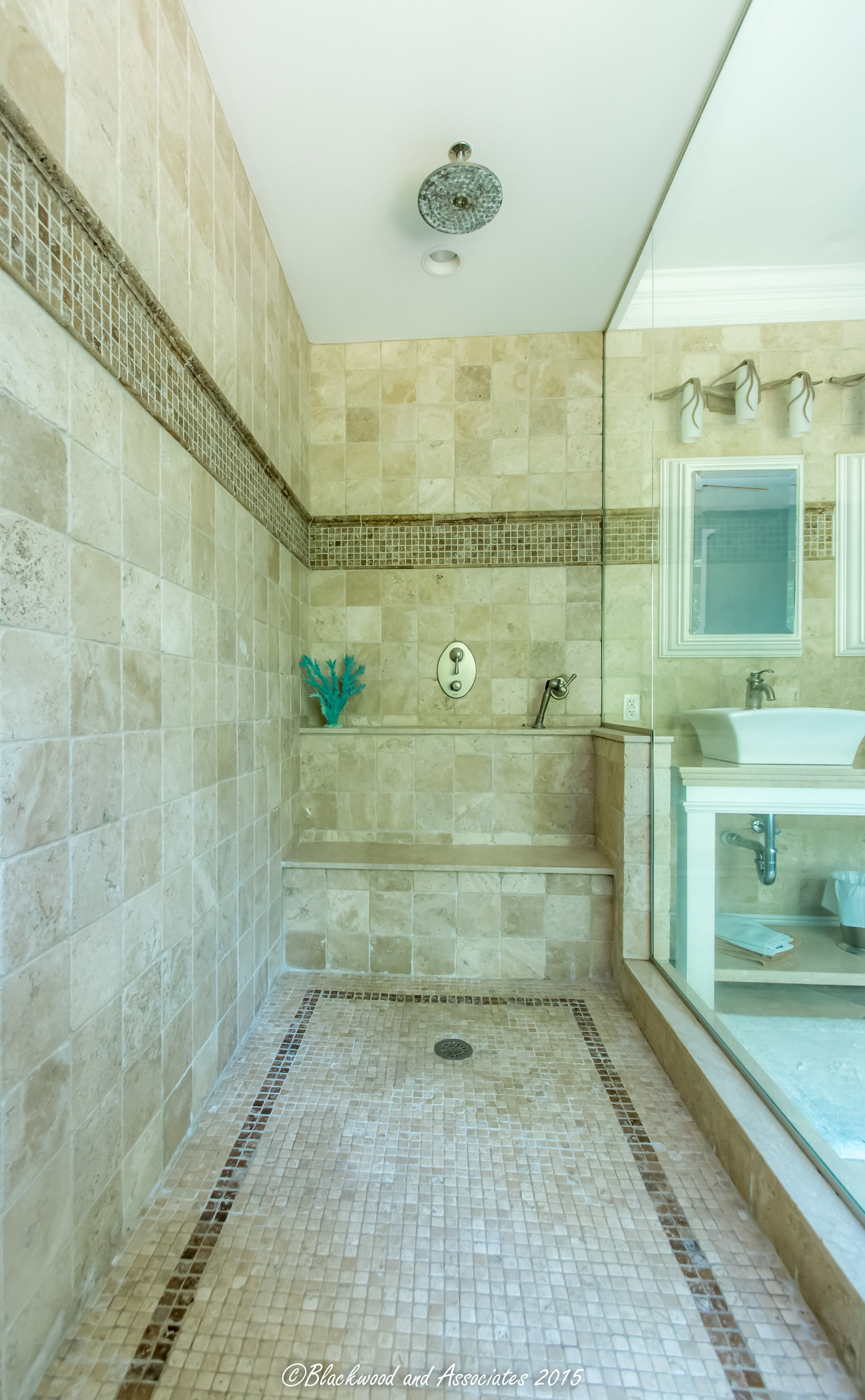 shower tile remodel in canonsburg, pa
