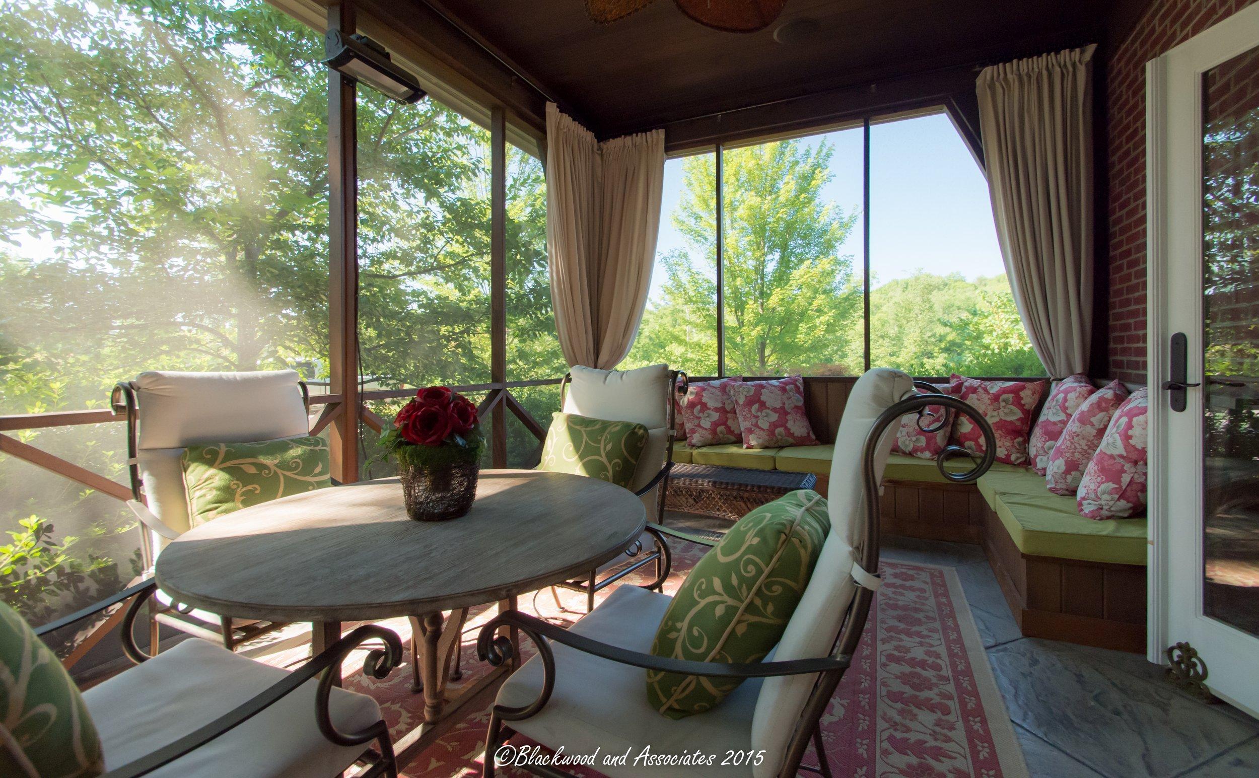 Moon Township, PA sunroom remodel