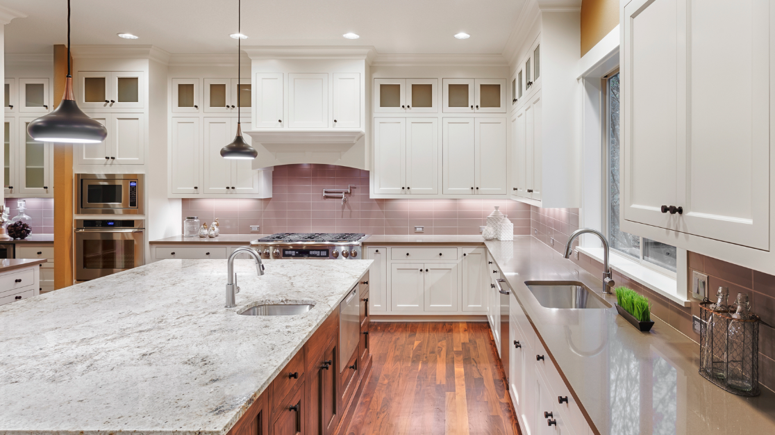 Butler, PA kitchen countertops marble or granite?