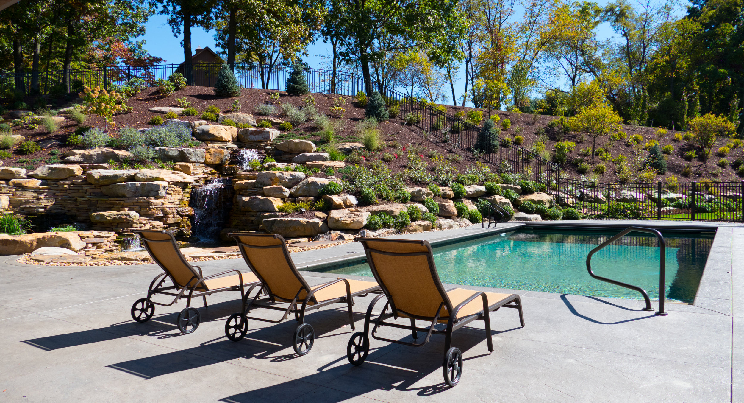 butler, PA landscape design and construction