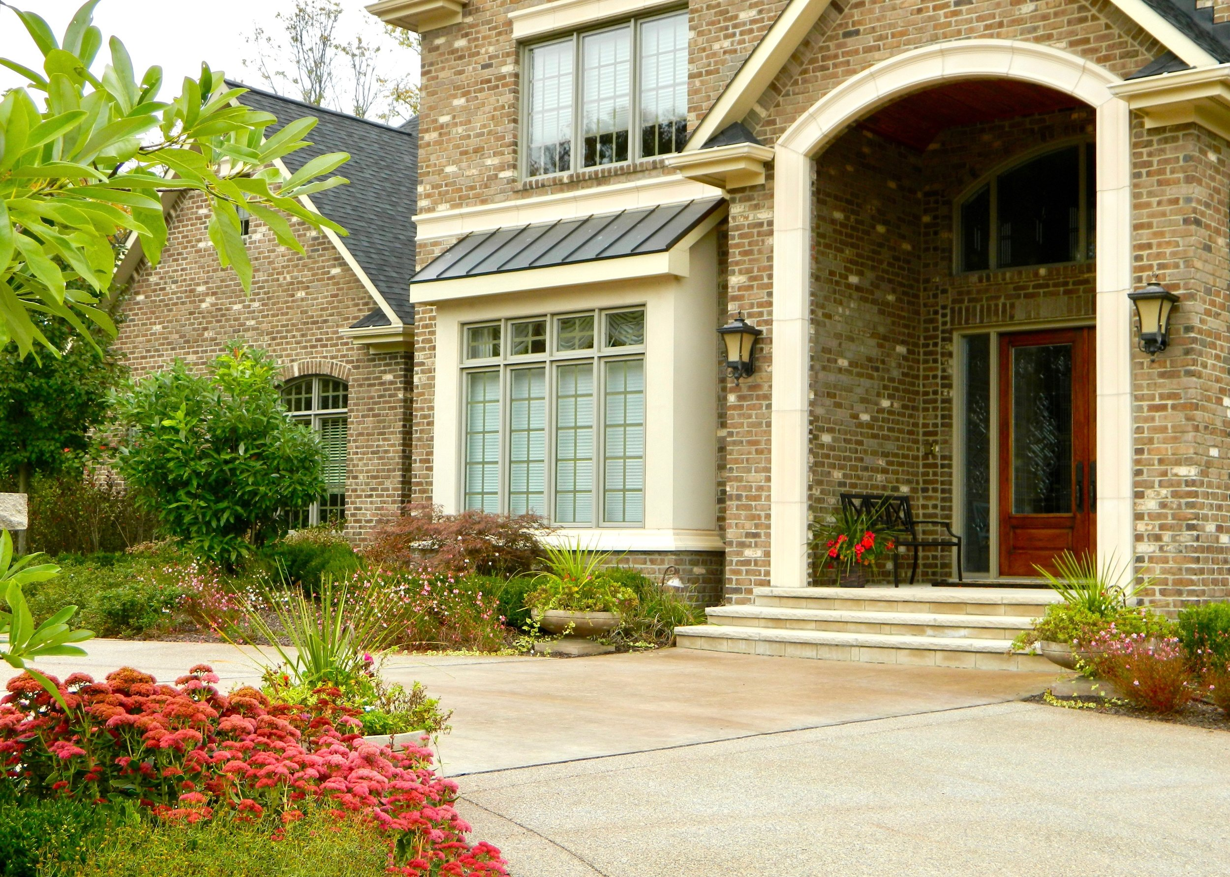 The Blackwood Group Landscape Design Project in Heights of North Park, PA