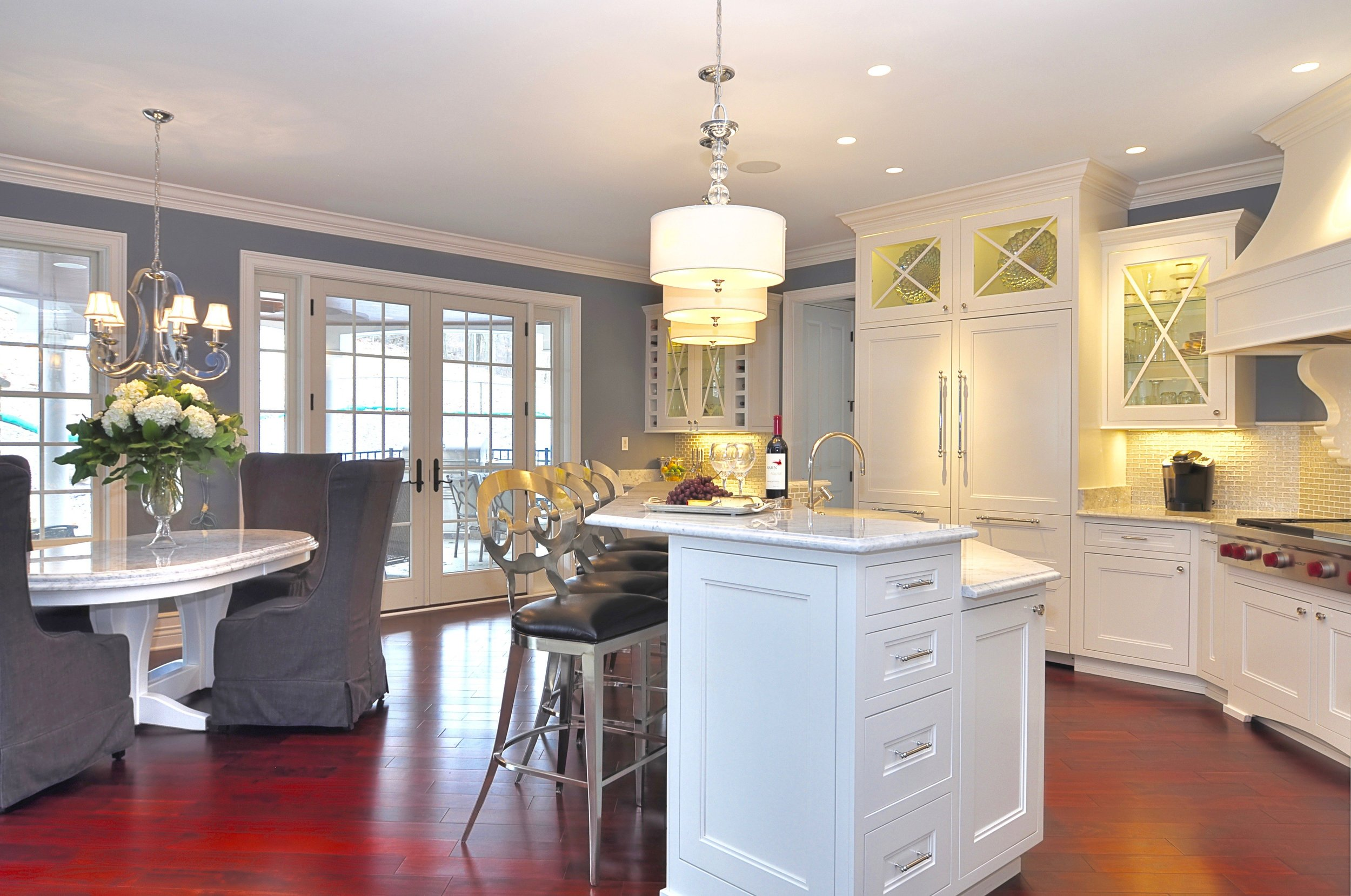 Kitchen and bath projects from the Blackwood group in PA