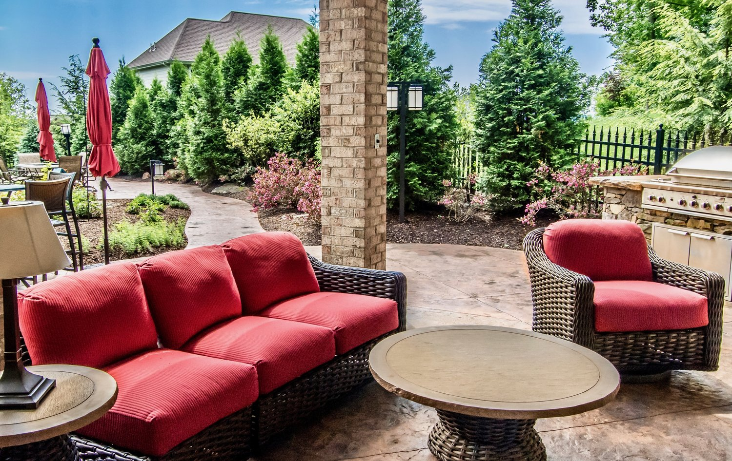 The Blackwood Group Landscape Design Project in Greensburg, PA