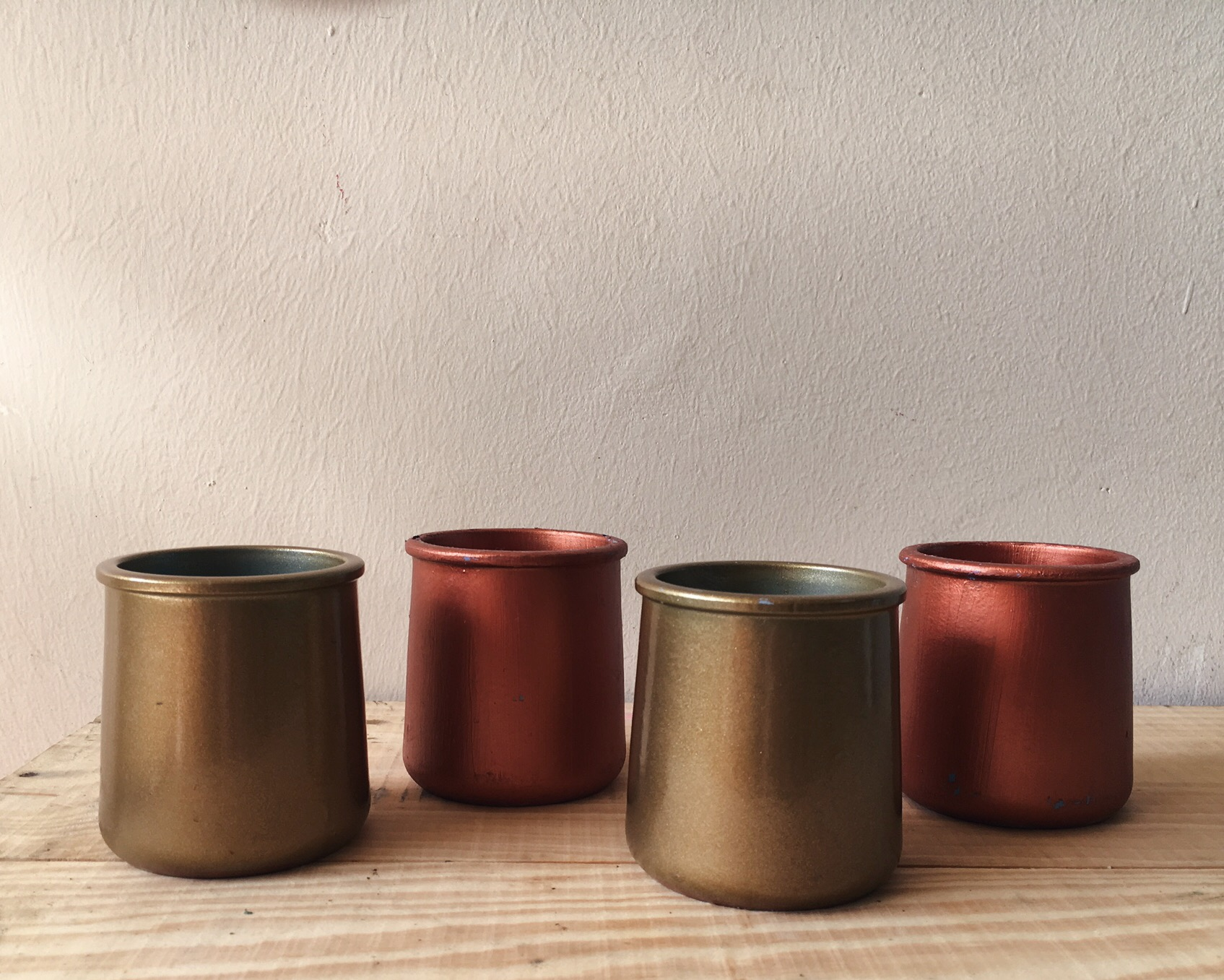 DT08 Mini Ceramic Jars Set