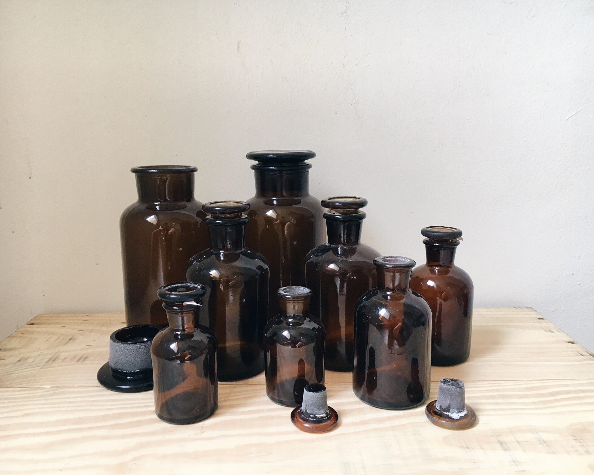 glassware apothecary bottles 3.JPG
