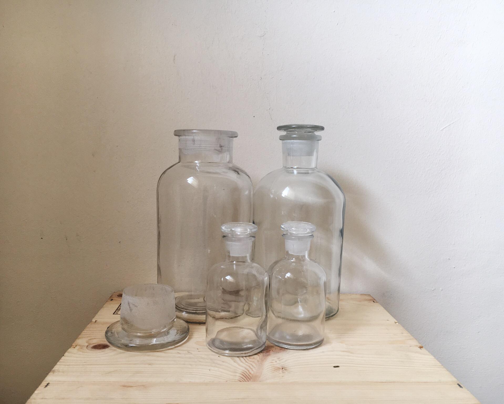 glassware apothecary bottles 4.JPG