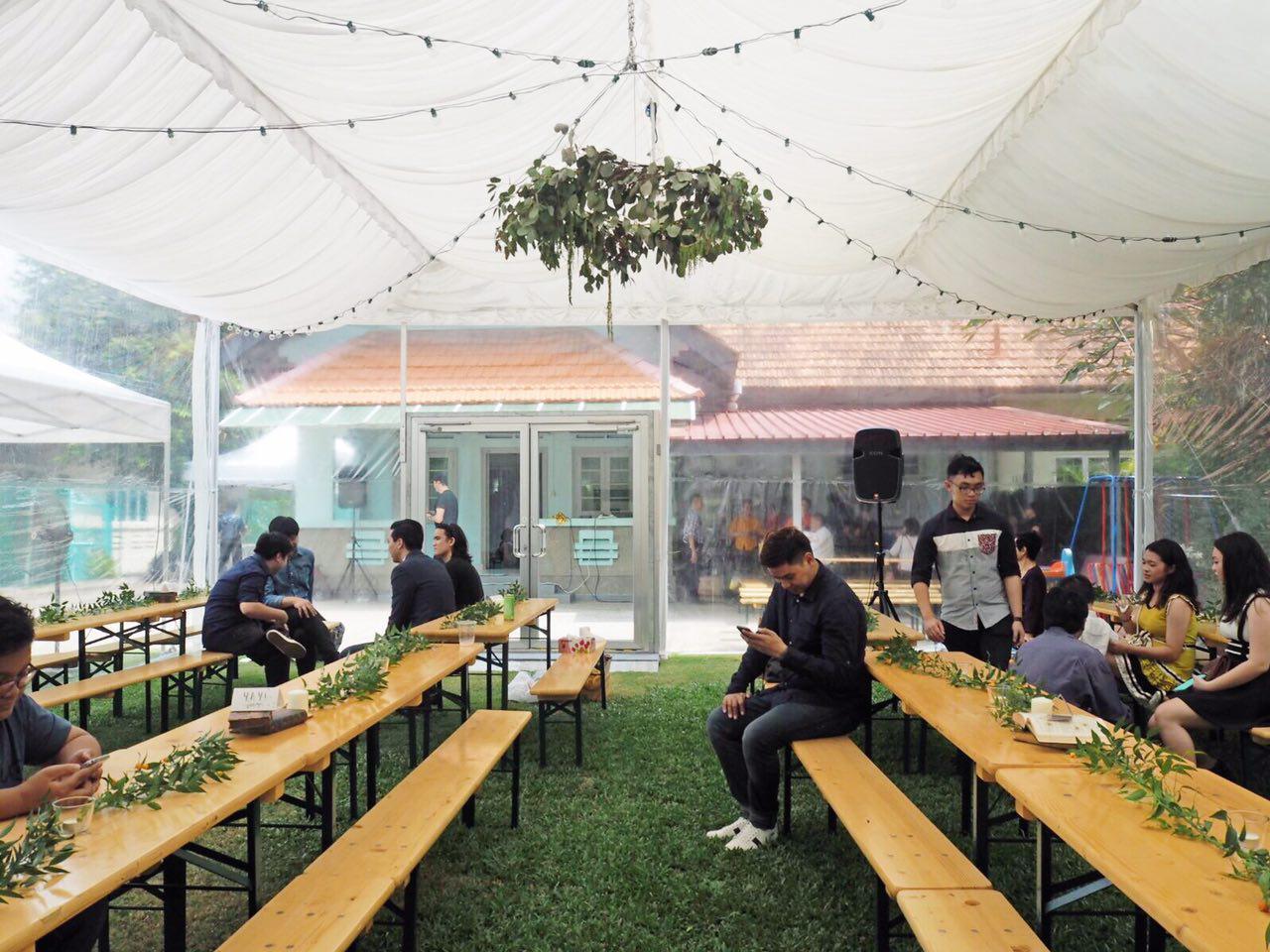 intimate backyard wedding singapore