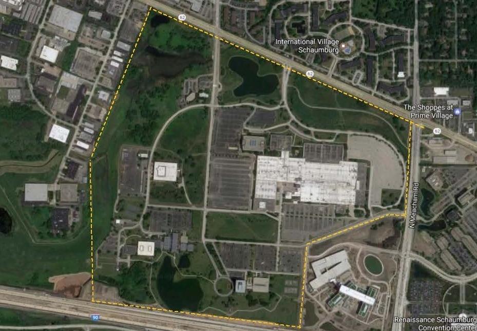 Former Motorola Solutions Campus, Schaumburg, IL