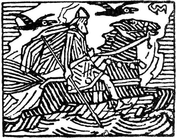 Odin's Sleipner.