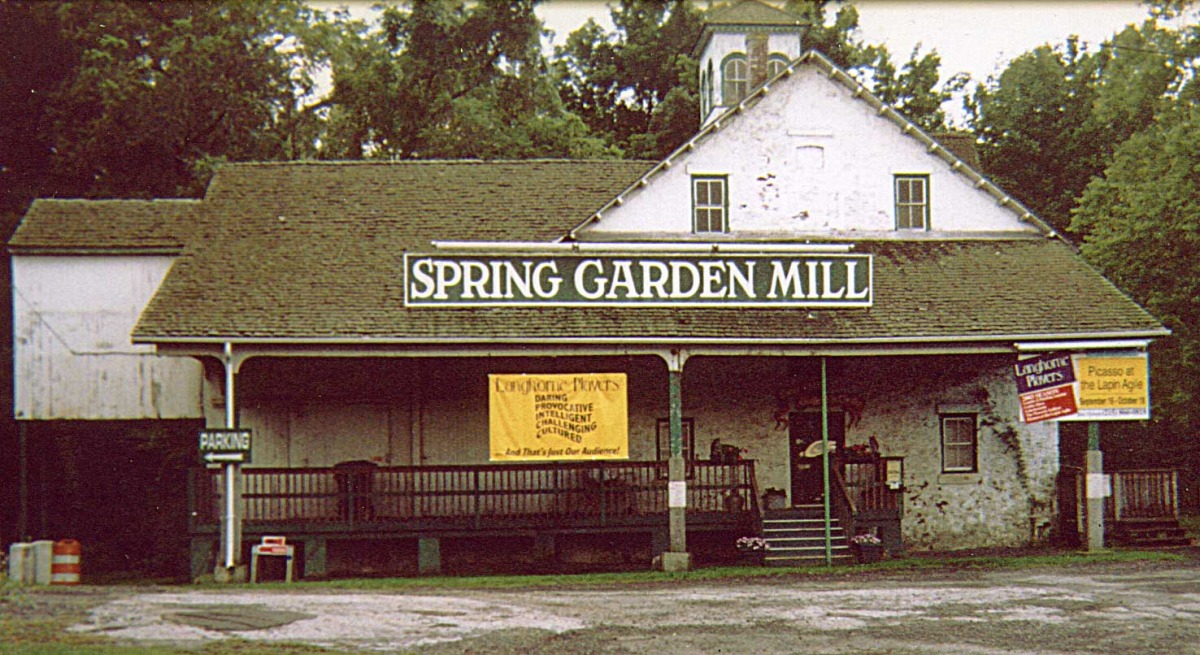The Mill 2003