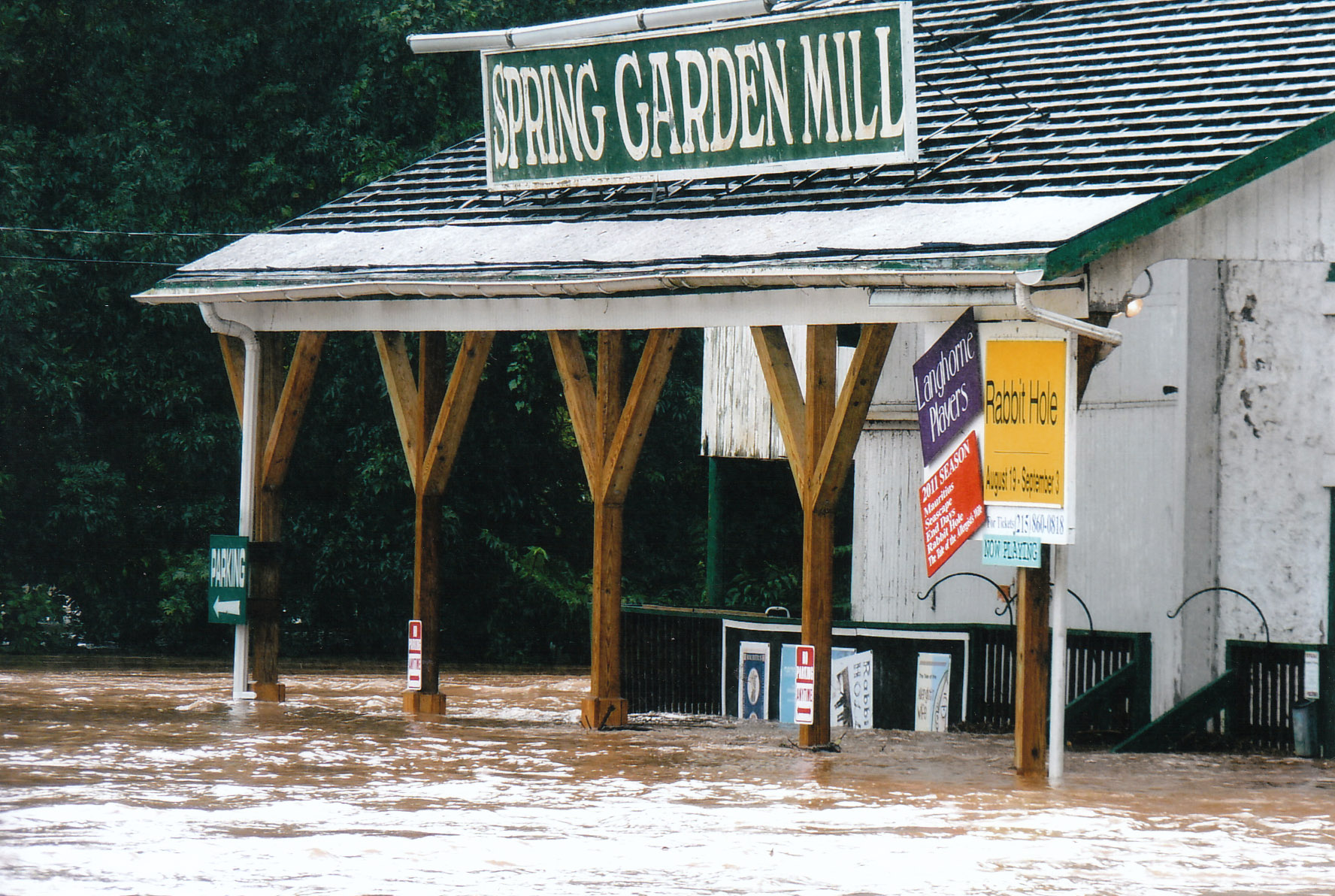 Hurricane Irene August 28, 2011