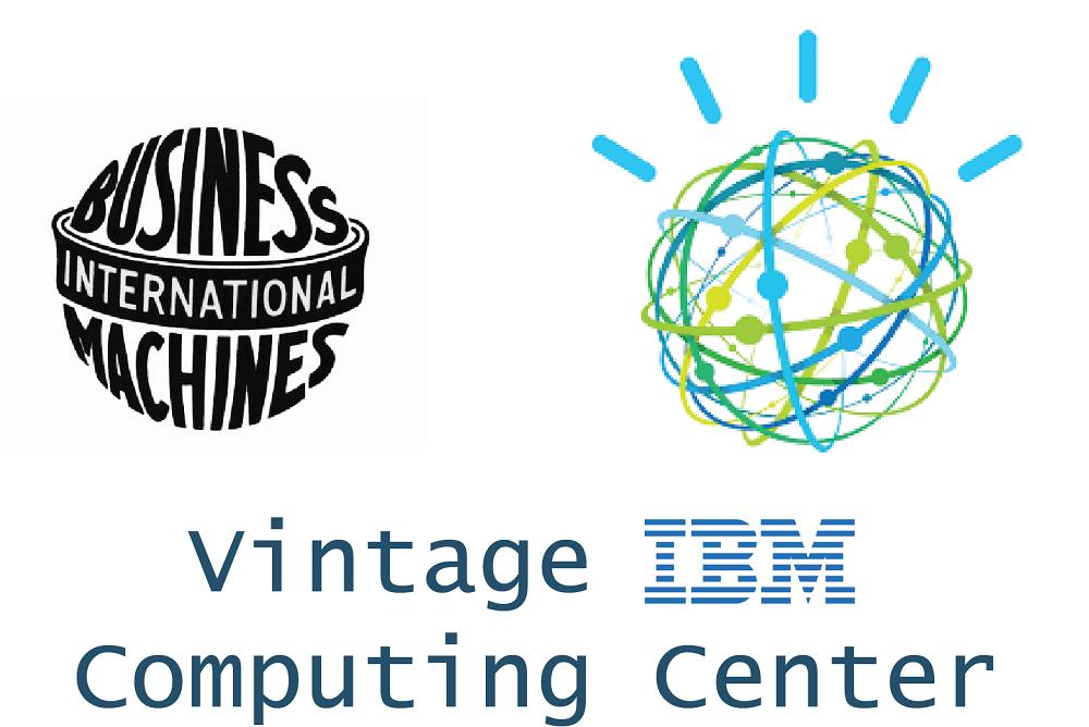 Copy of Vintage IBM Computing Center