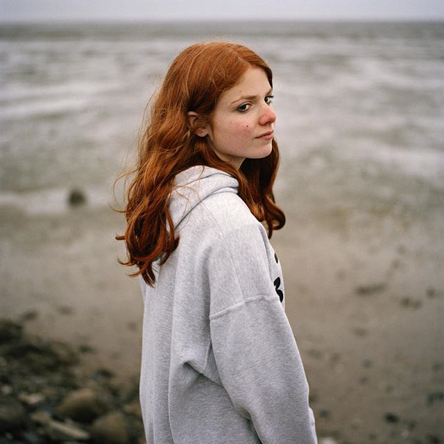 Merle grew up on a Hallig and spent most of her time being alone. Out of the six other children that lived on Hooge, none was in her age group. Her mother fled war-torn Lebanon and found peace and quietness in her new home on the Halligen. Though having most of the time with only herself as a companion and not much space to go out due to the size of the island she loved her home very much and felt lucky to be able to grow up in that truly special place. —— If you would like to help me fund the next leg of a new longterm project I will start this May in Scotland (more about it soon): I will be giving 50% off on my 60x60cm C-Prints made on Fuji Crystal Paper which are available in a limited edition of 10. For 280€ (tax & shipping in Europe included) you can get your own print. Just drop me a line at mail@tonysojka.com with your enquiry. Other sizes are available as well.  I would be grateful if you could spread the word, share this or tag your friends in the comment. Thank you for your support!