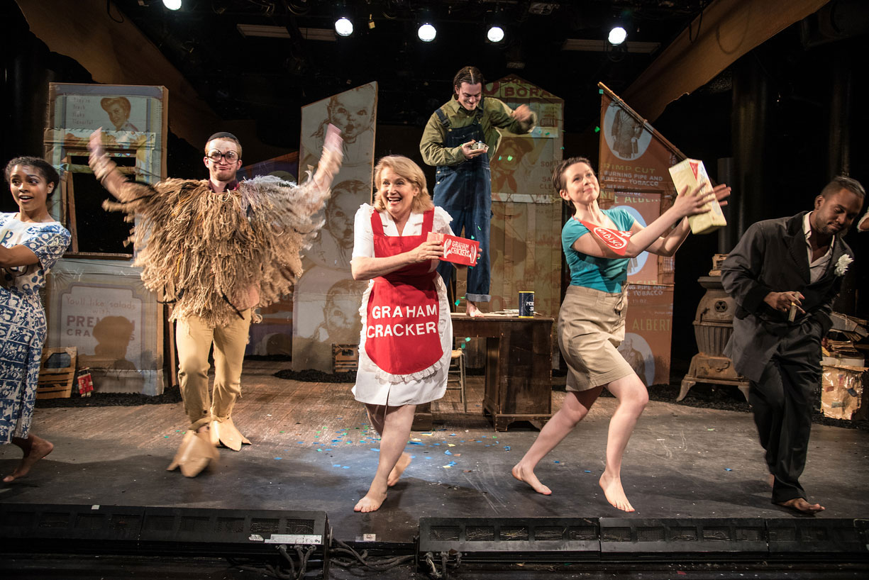 Mother,  Soot and Spit , The New Ohio Theater's Ice Factory Festival