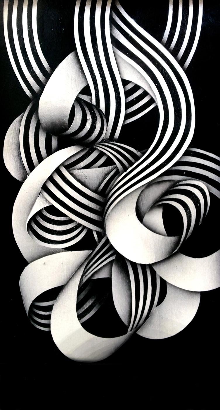 Adidas: Black and White