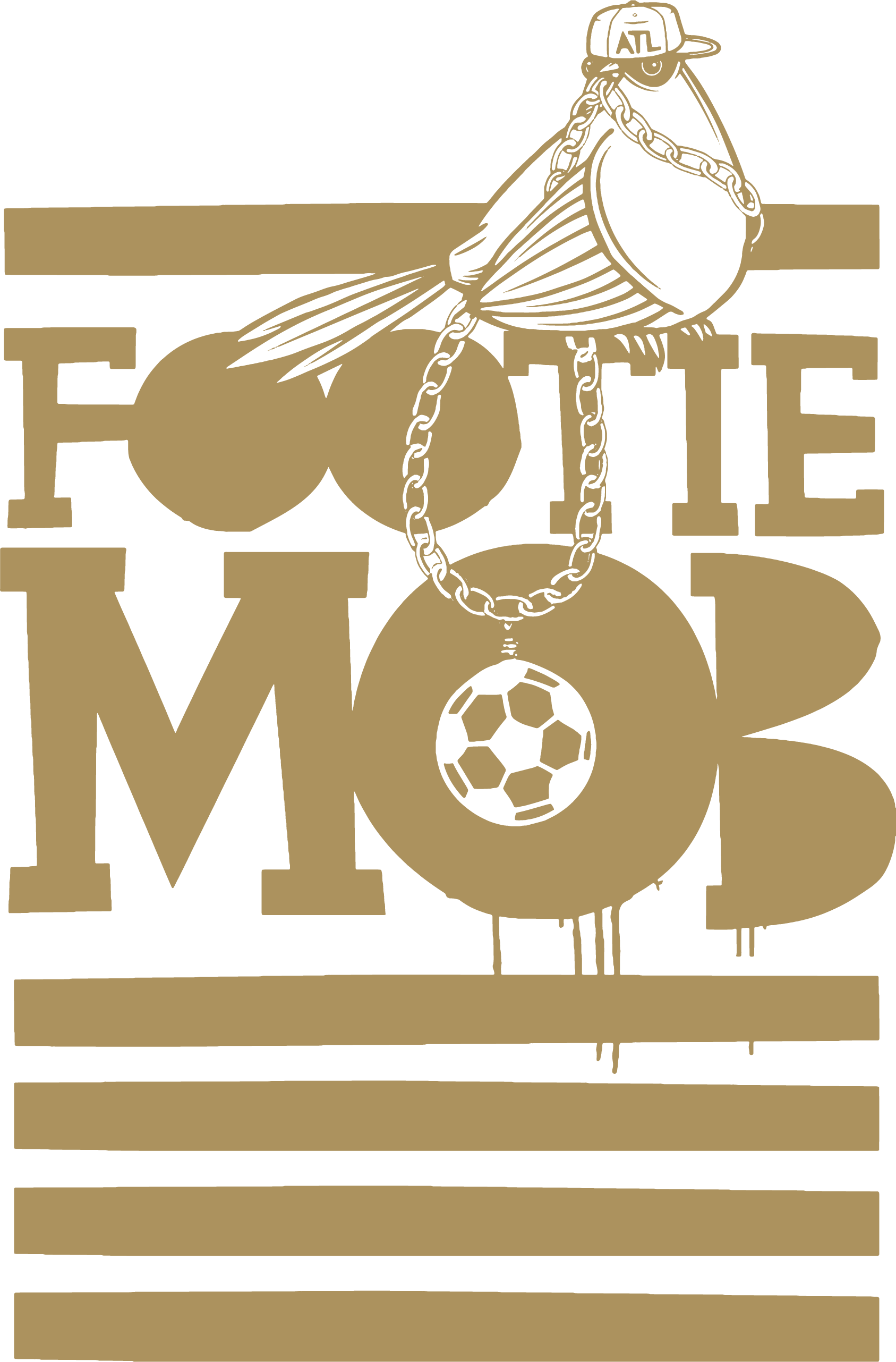 Dirty Bird - AND THE FOOTIE MOB SOCCER CLUB