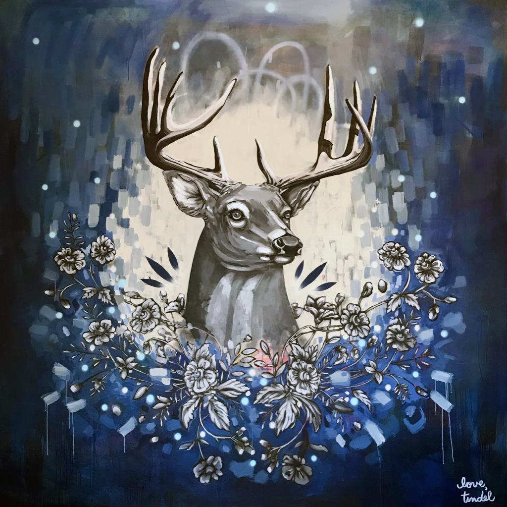 Buckhead Deer (Commission)