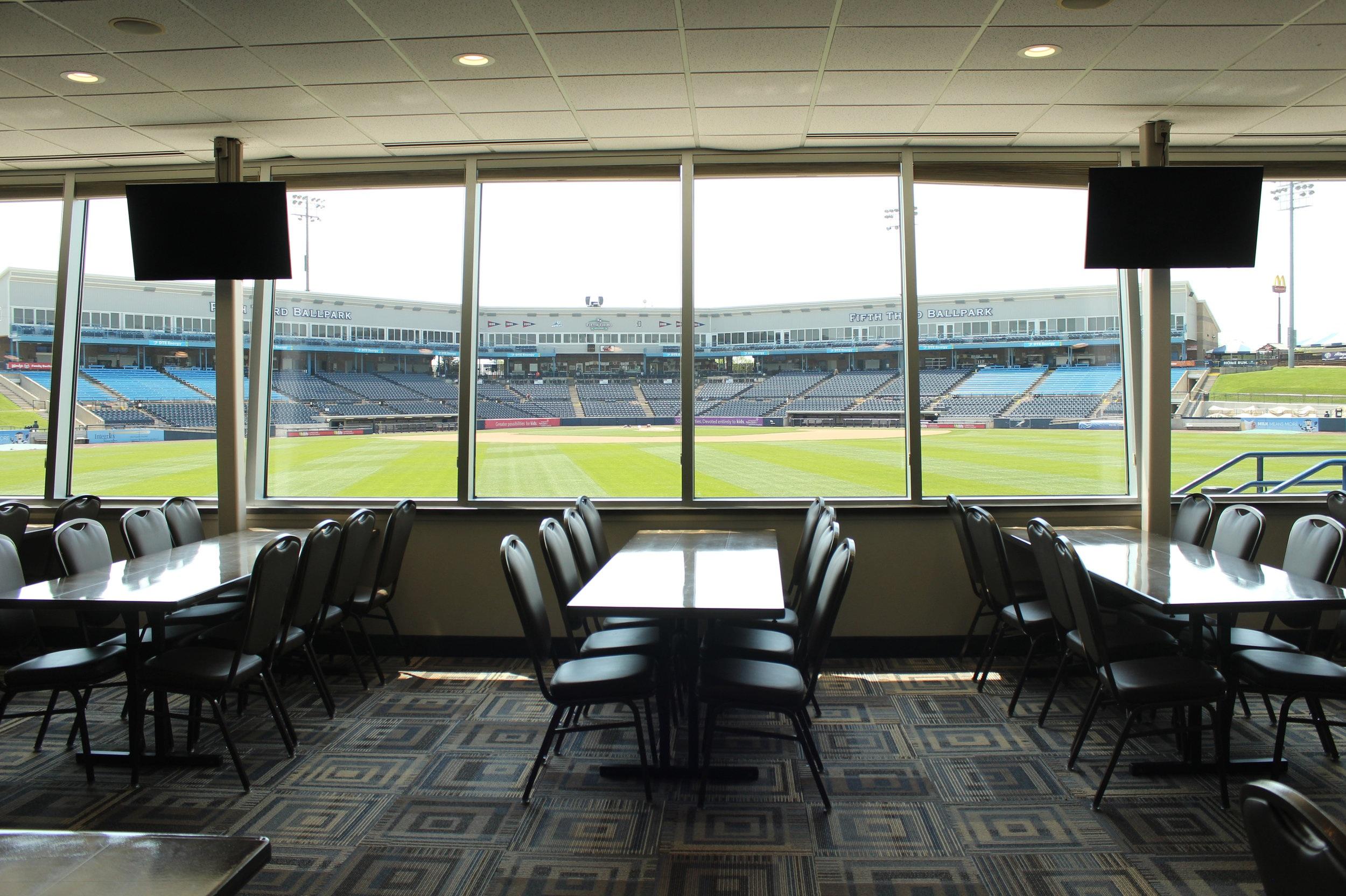 Pepsi Stadium Club