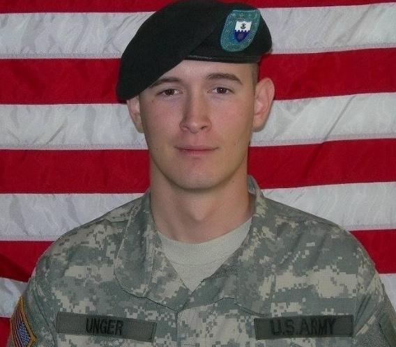 U.S. Army Cpl David Unger, KIA Iraq 2006