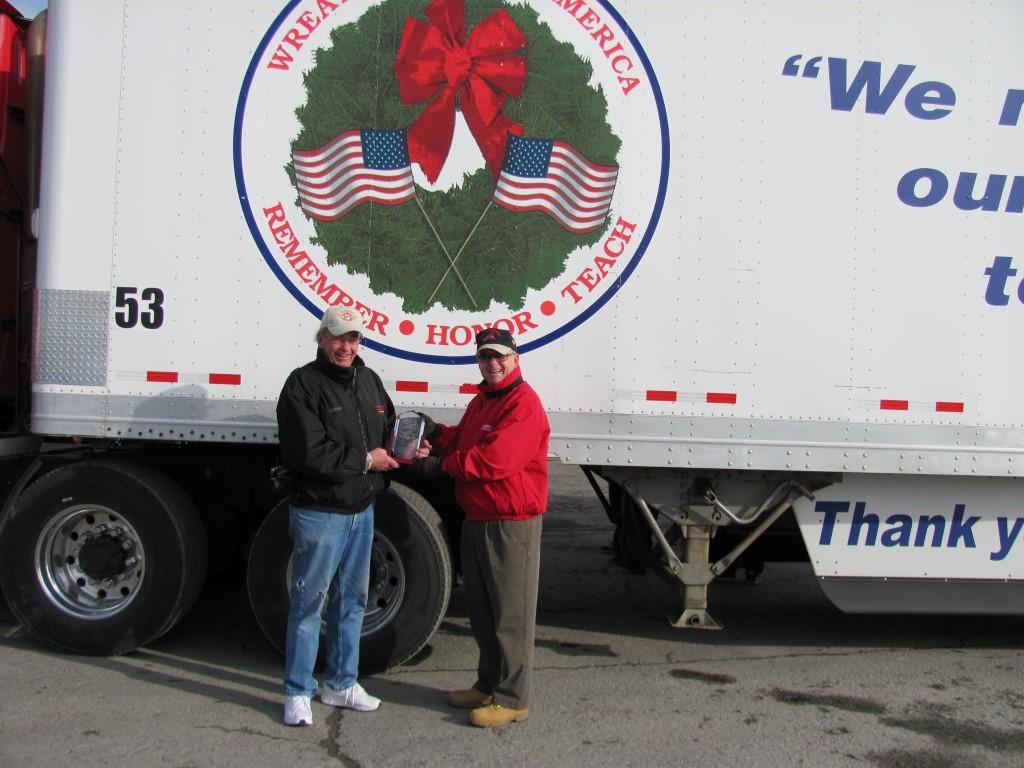 2012 WAA Rick Parisien, HR Director & Dave Smiley, Safety Director (Medium).JPG