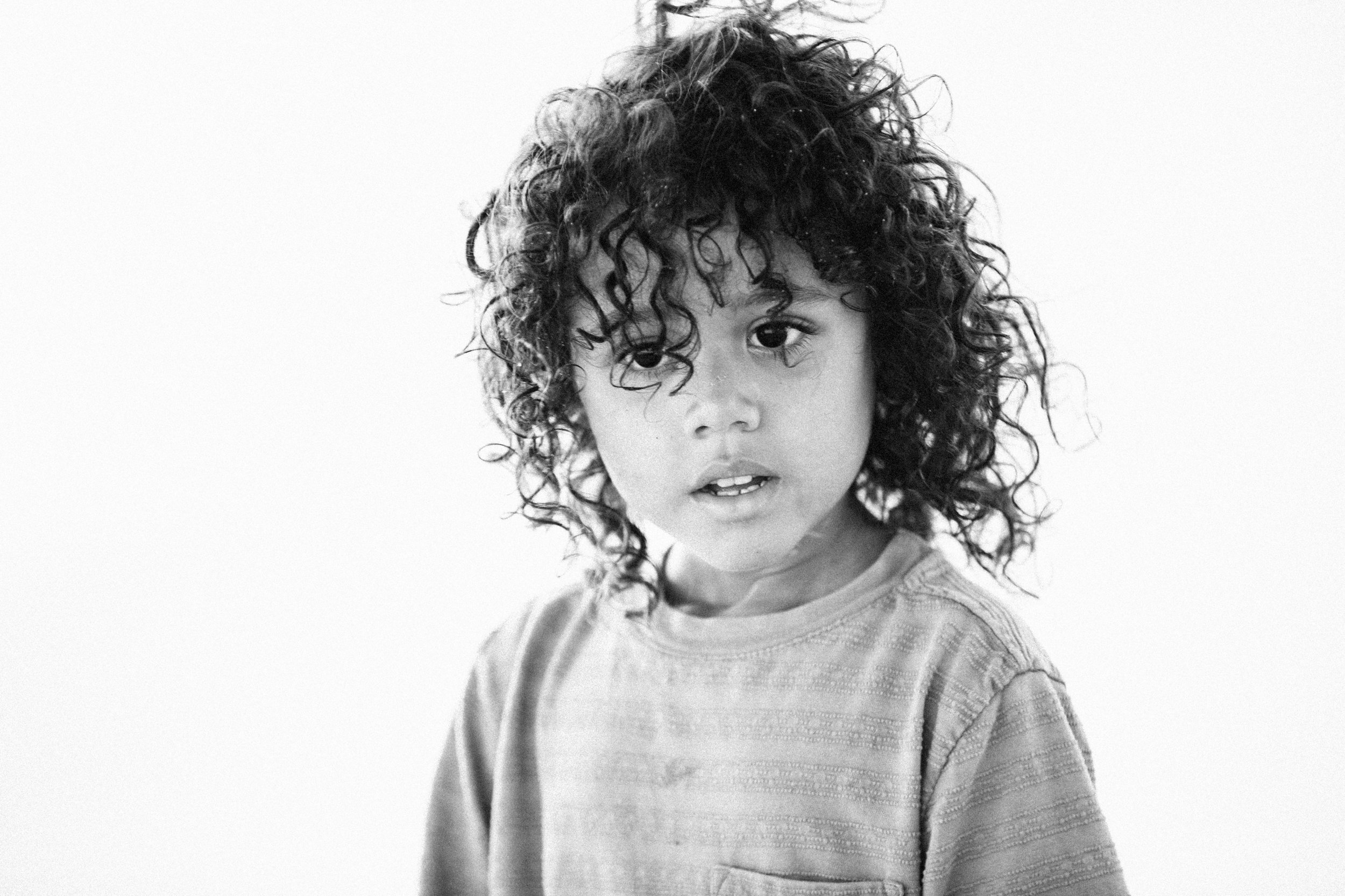 Children's portrait photographer LA