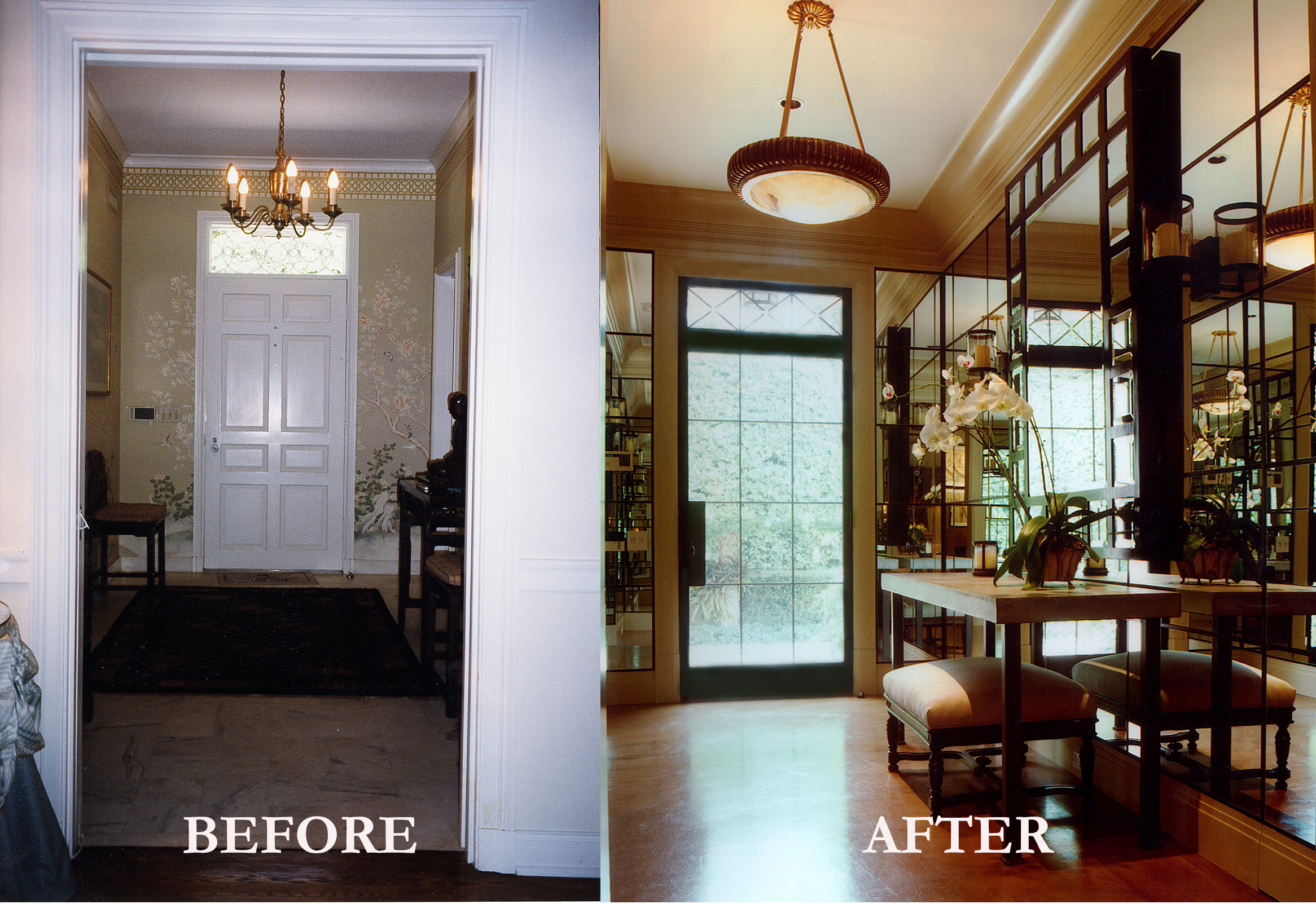 Rod Winterrowd | Before and After | Palm Beach, FL | Entry
