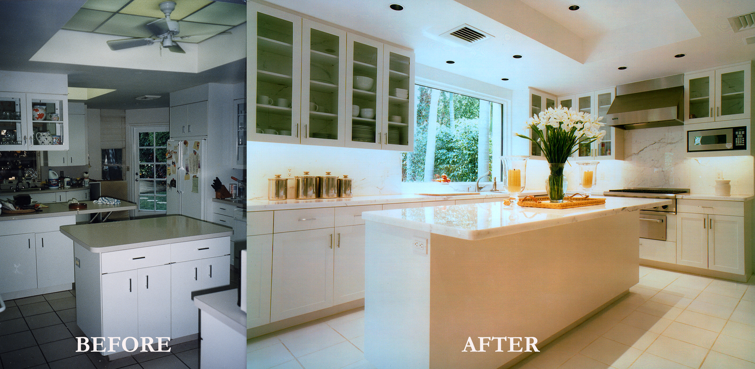Rod Winterrowd | Before and After | Palm Beach, FL | Kitchen