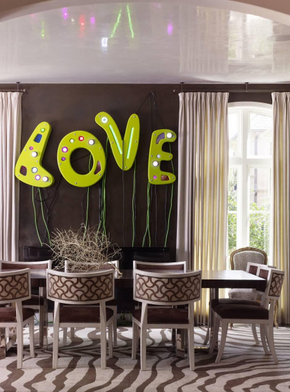Rod Winterrowd   Private Residence, Dallas, TX   Dining Room