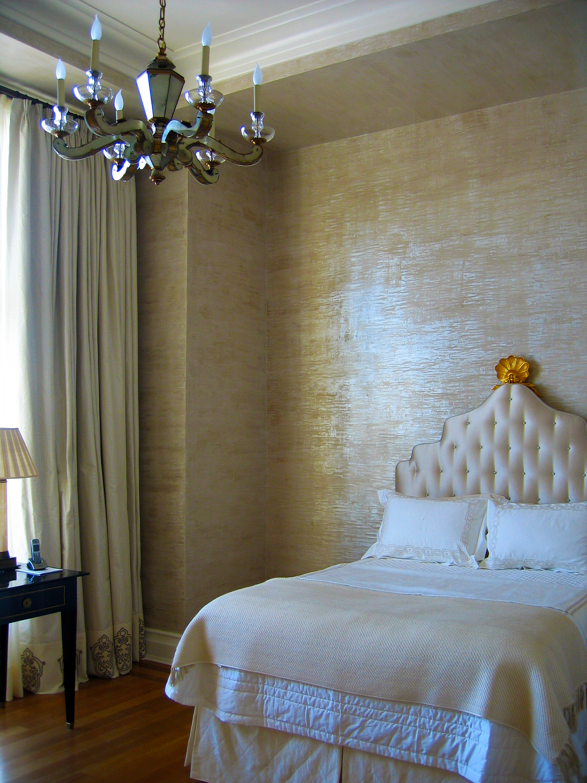 Rod Winterrowd   Private Residence, Central Park West, NYC   Bedroom