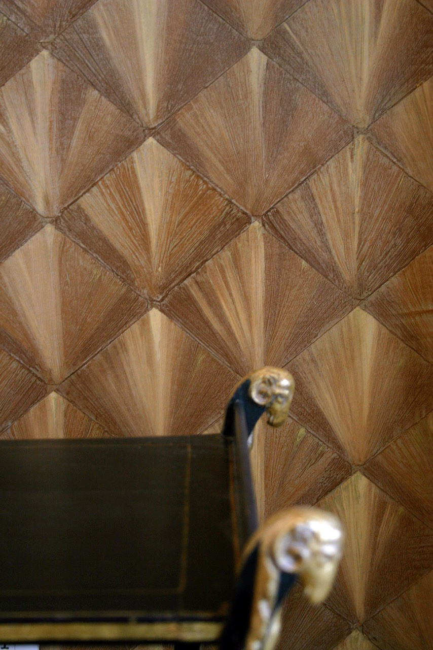 Rod Winterrowd | Private Residence, Central Park West, NYC | Wall Detail
