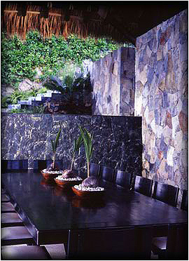 Rod Winterrowd | Private Residence, Mexican Riviera | Outdoor Dining