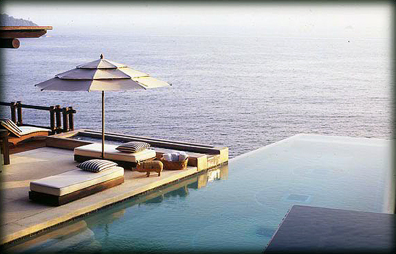 Rod Winterrowd | Private Residence, Mexican Riviera | Pool