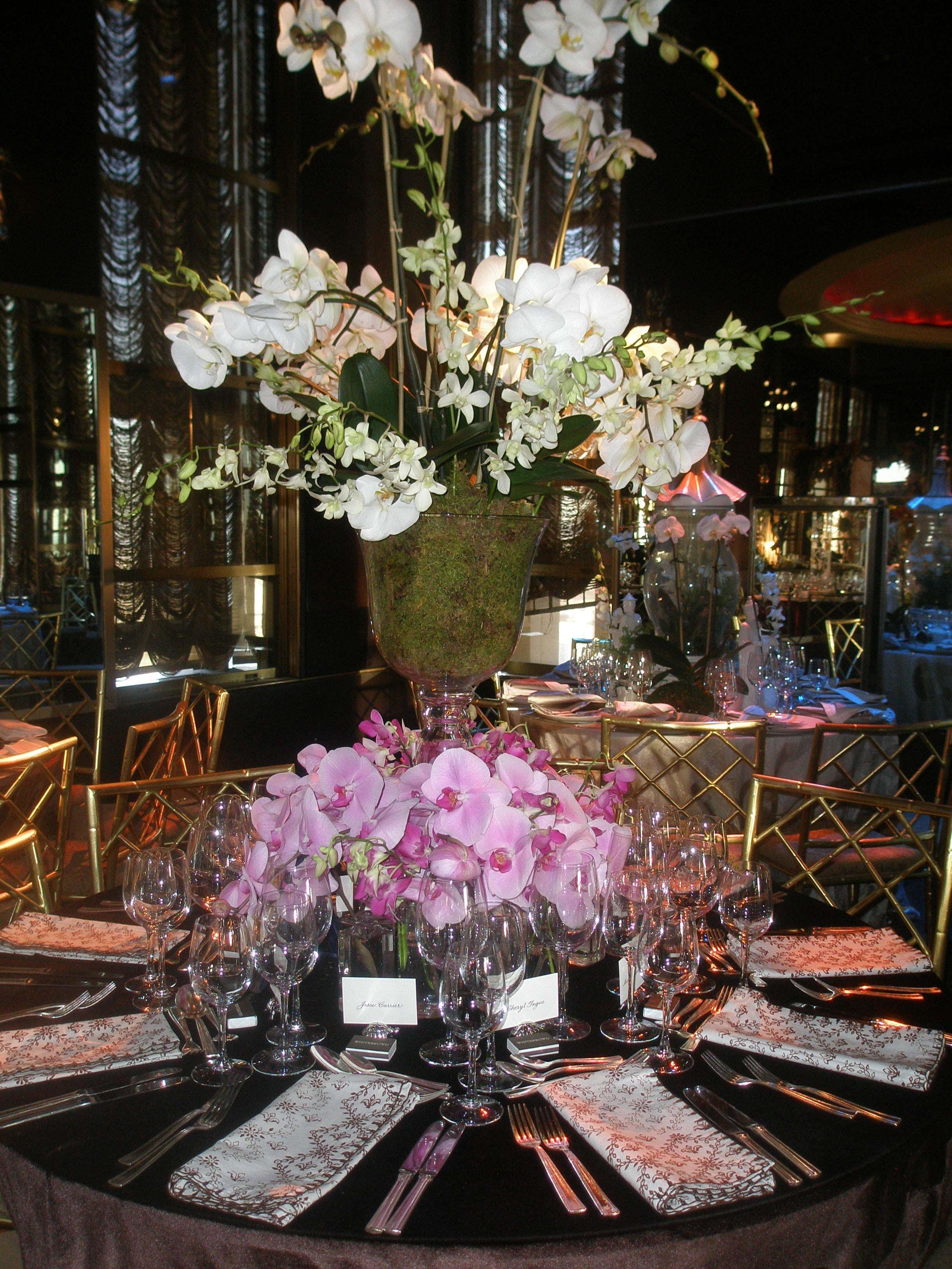 Orchid Dinner (NYBG and Veranda) 2009 001.JPG