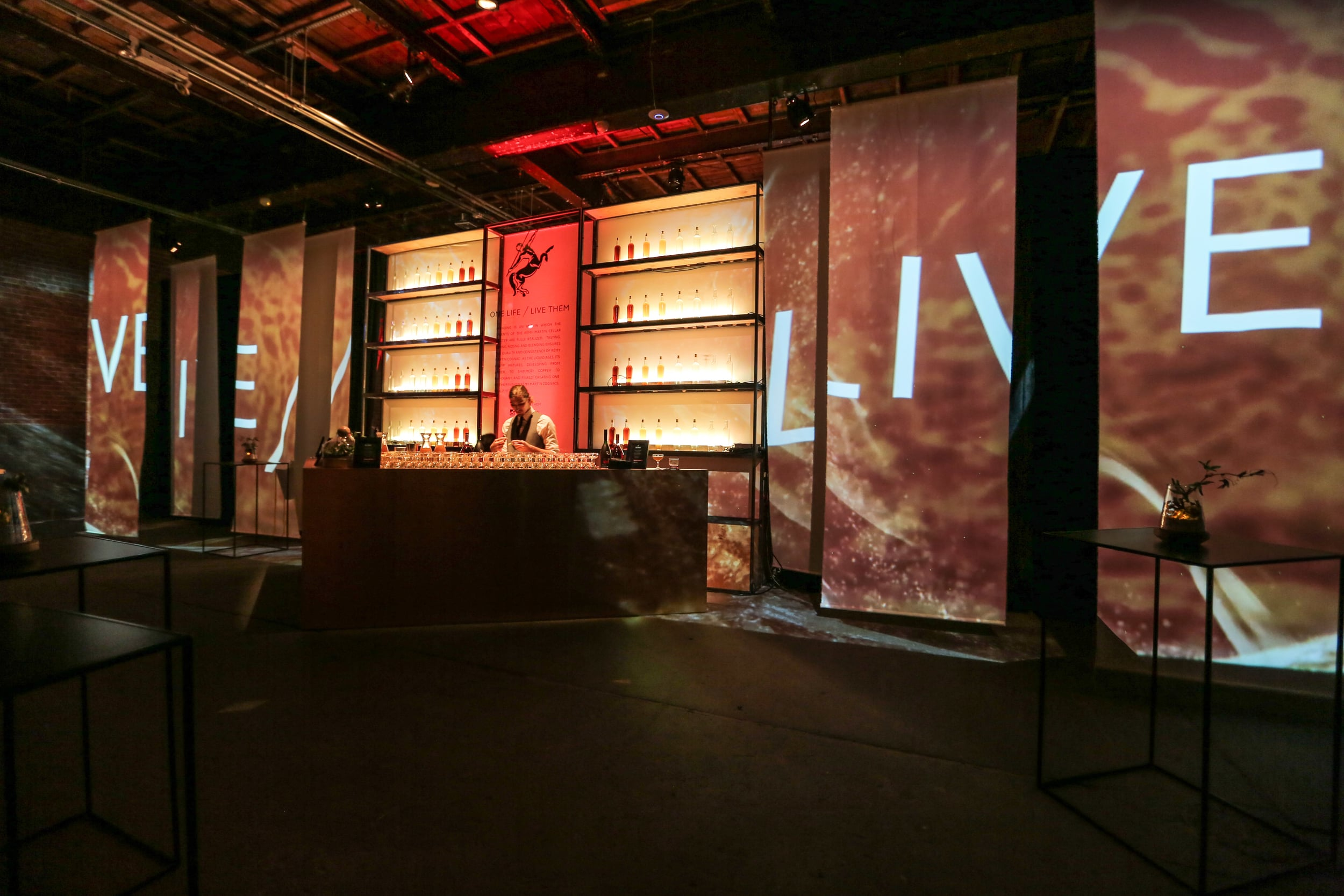 Remy Martin One Life/Live Them Campaign Launch