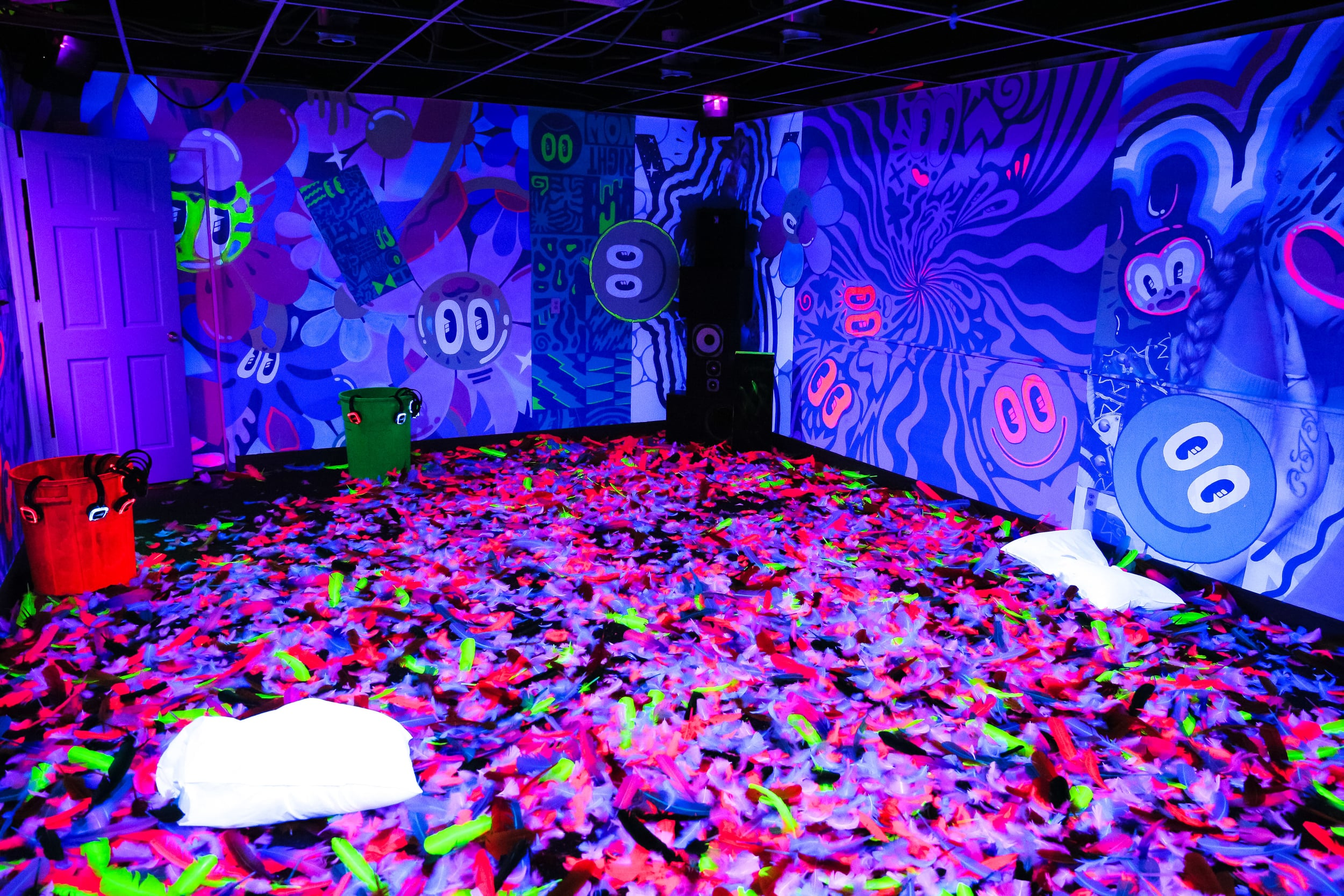 Refinery 29 - 29 Rooms, 10th Year Annivesary Event