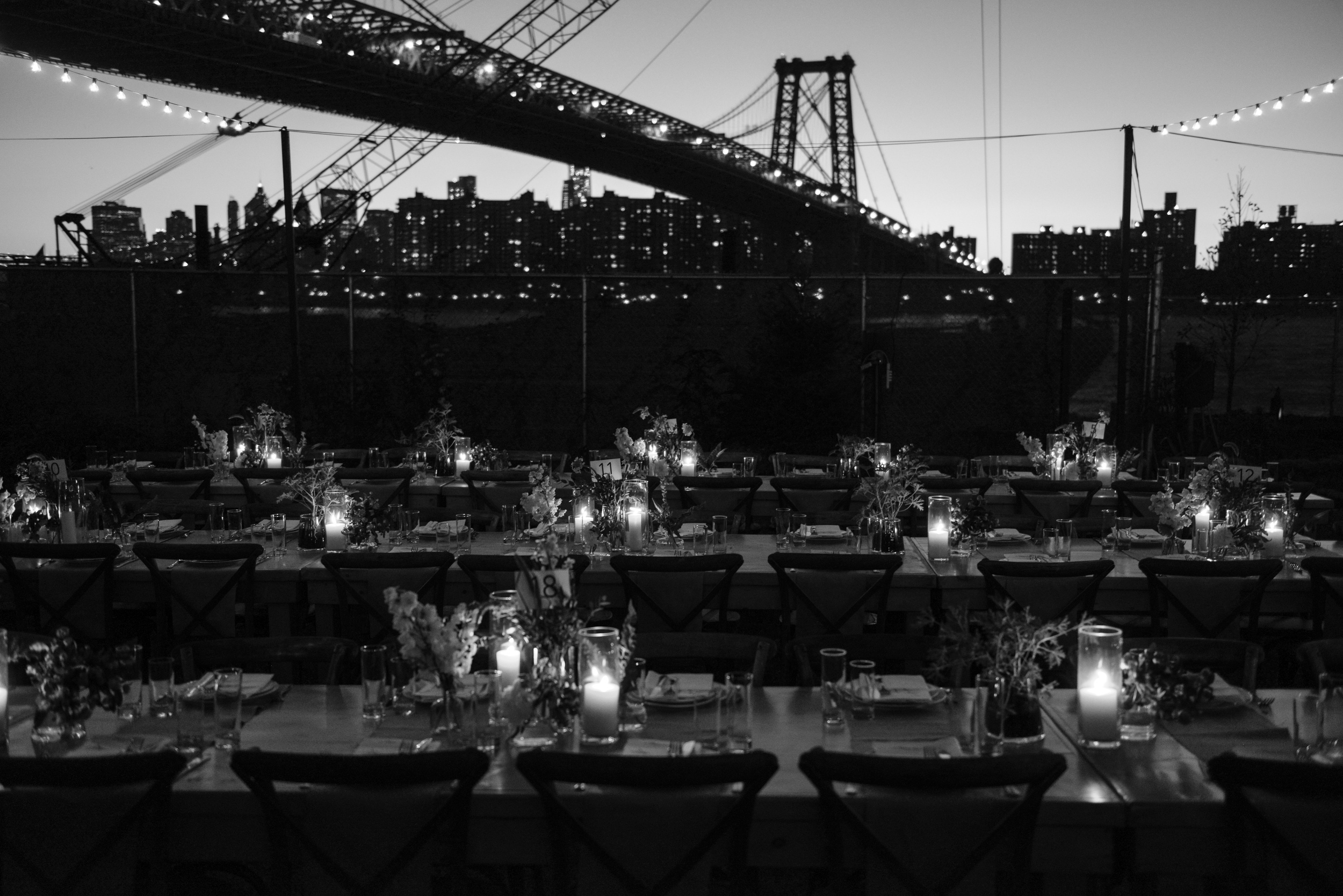 Phillip Lim 10th Year Anniversary Dinner at North Brooklyn Farms, Williamsburg