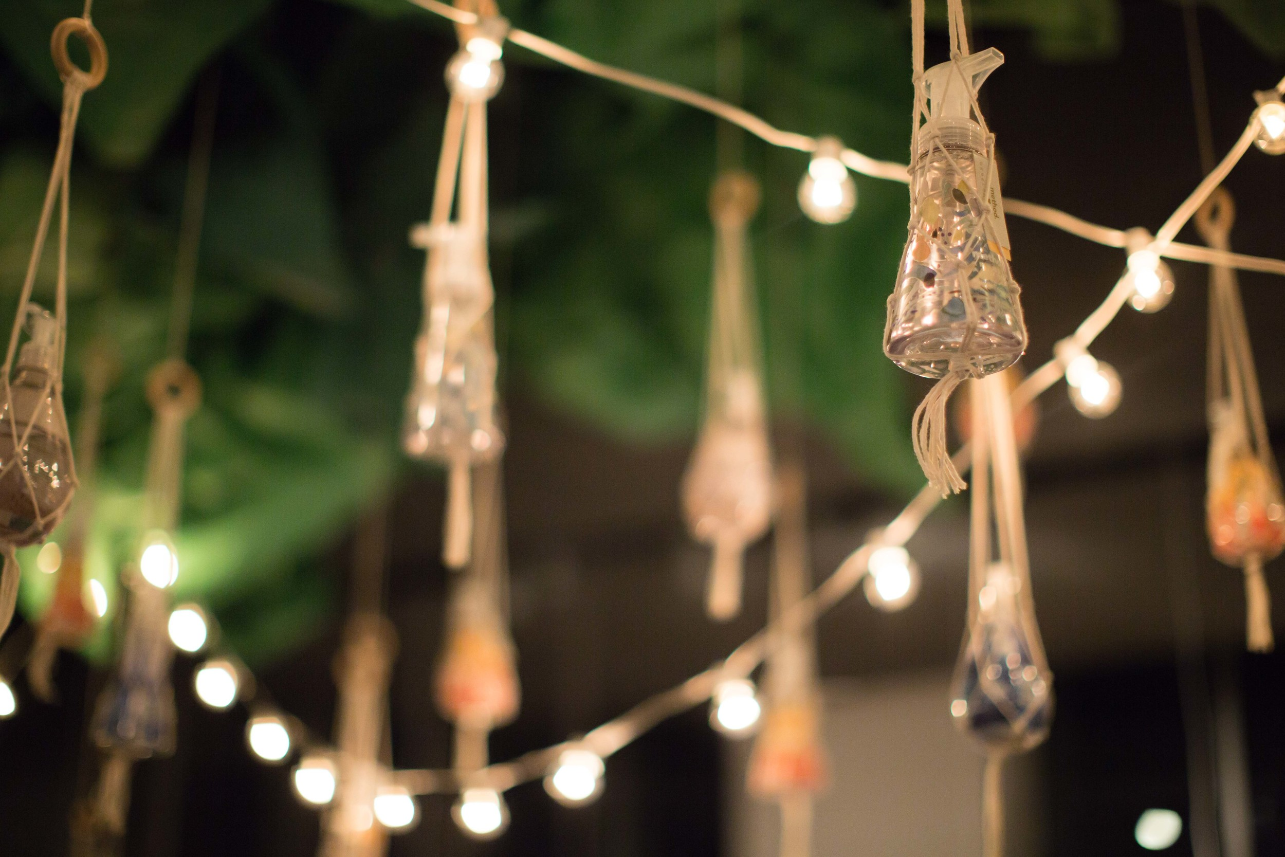 Product infused decor at Method x Rebecca Atwood - New York Editor's Event