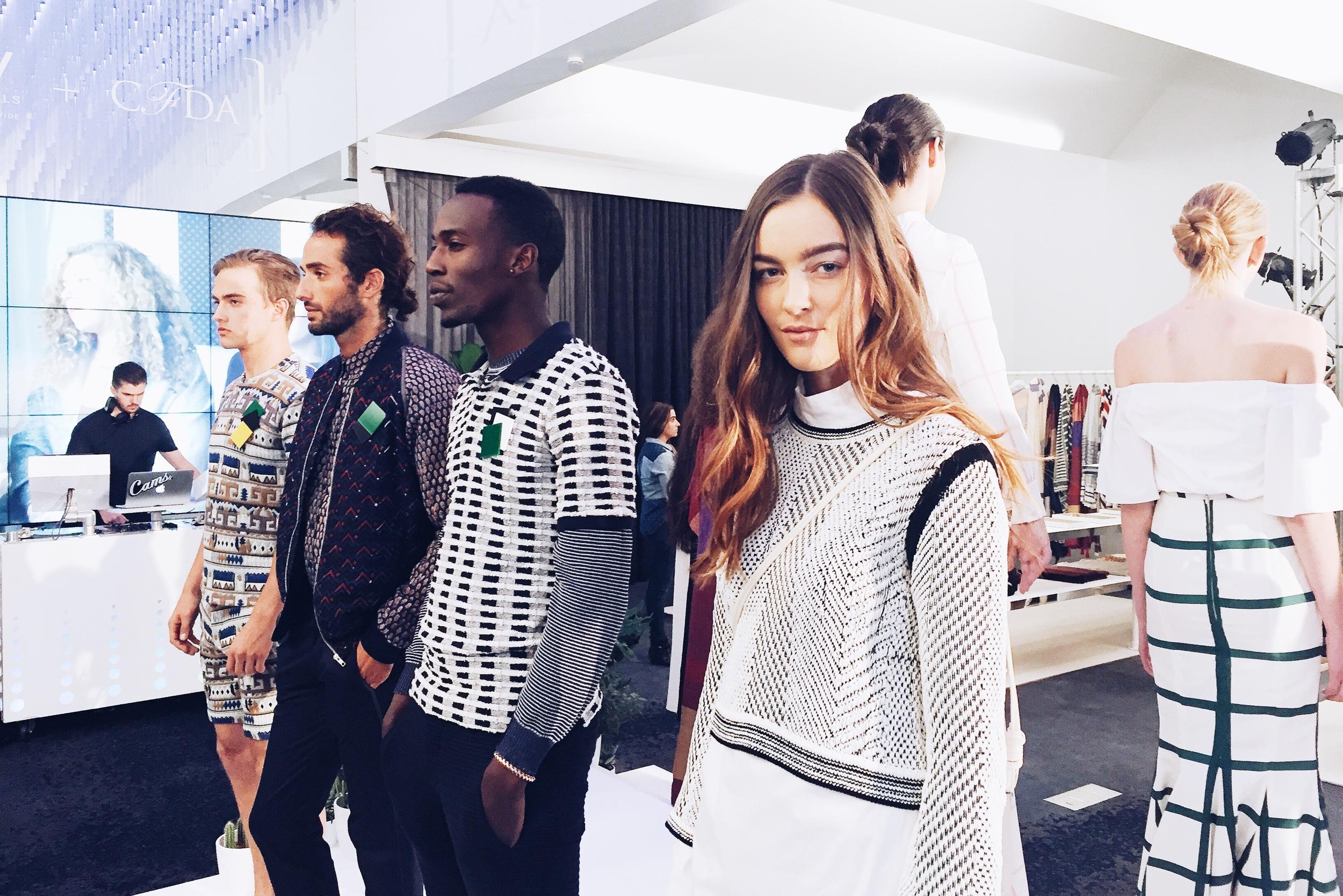 W Hotels x CFDA Fashion Incubator Program