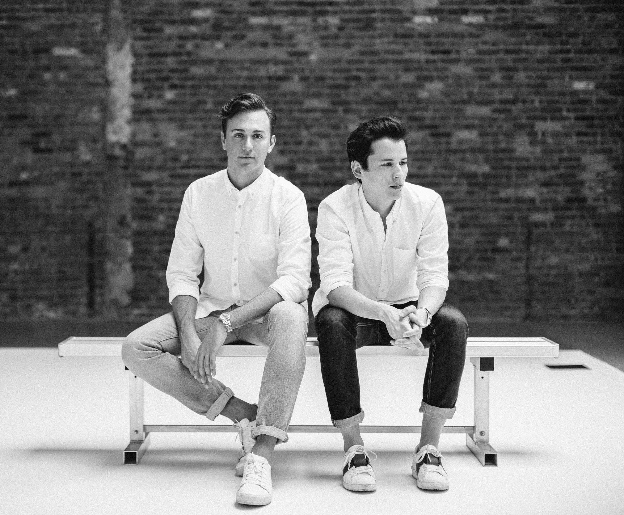 Luigi Tadini and Nicky Balestrieri, founders of The Gathery