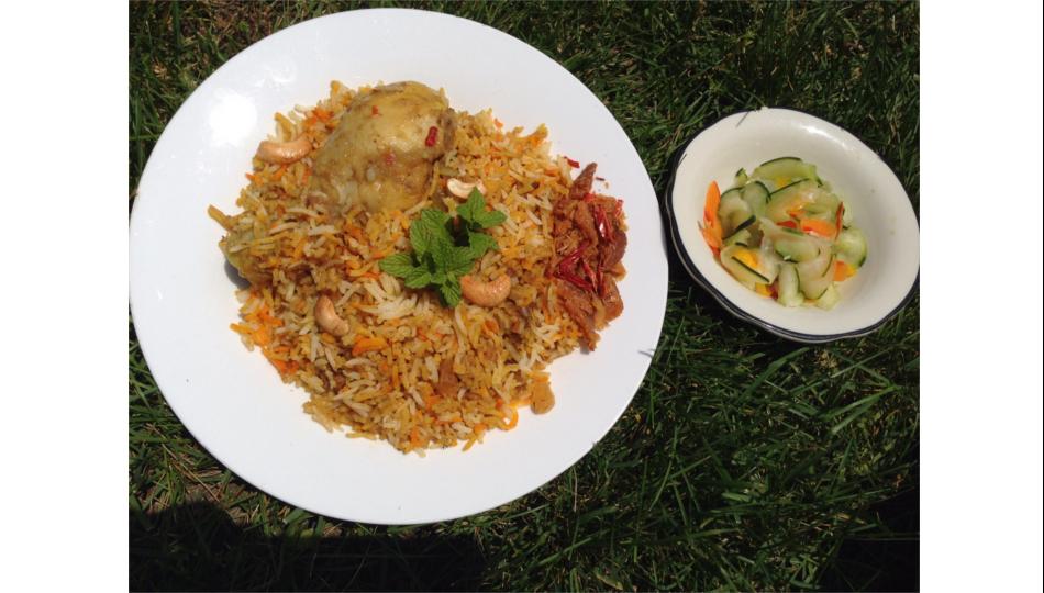 Burmese Bowl