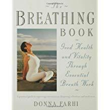 Breathwork exercises, techniques, and stretches.